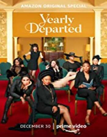 Yearly Departed 2020 English 720p WEB-DL 400MB Download