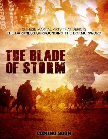 The Blade of Storm 2019 Dual Audio [Hindi-English] 720p WEB-DL 800MB Download