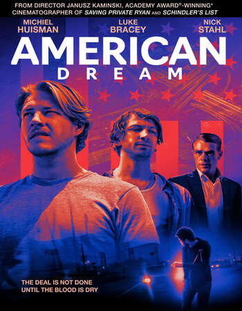 American Dream 2021 English 720p WEB-DL 700MB Download