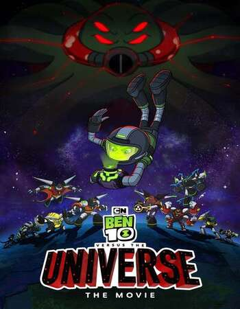 Ben 10 vs. the Universe: The Movie 2020 English 720p WEB-DL 650MB Download