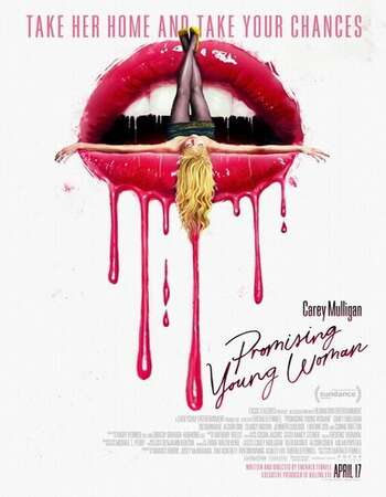 Promising Young Woman (2020) English 720p WEB-DL x264 950MB Full Movie Download