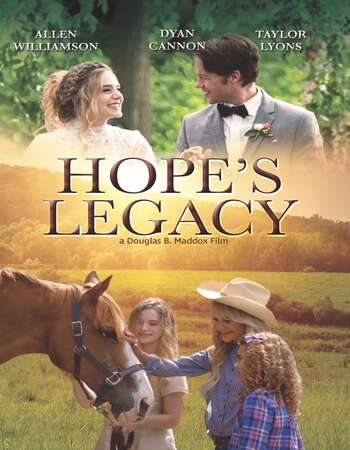 Hope's Legacy 2021 English 720p WEB-DL 900MB Download