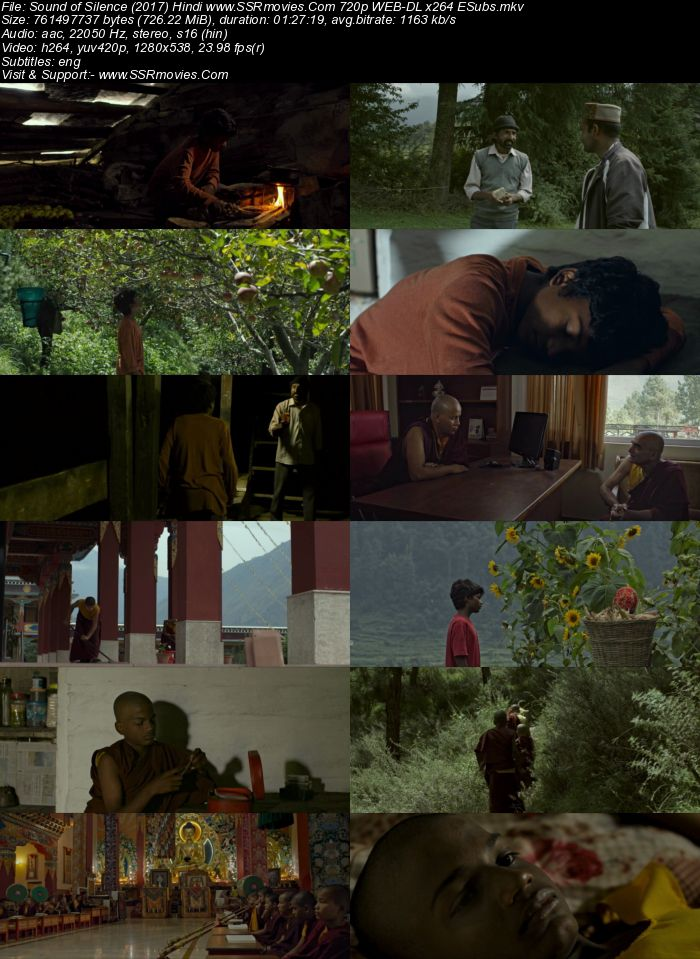 Sound of Silence (2017) Hindi 720p WEB-DL x264 700MB Full Movie Download