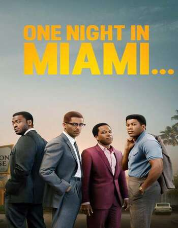 One Night in Miami 2020 English 720p WEB-DL 1GB ESubs