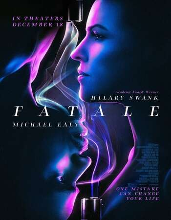 Fatale (2020) English 480p WEB-DL x264 300MB ESubs Full Movie Download