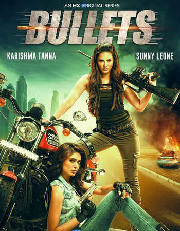 Bullets 2021 S01 Hindi Complete 720p WEB-DL x264 1GB Download