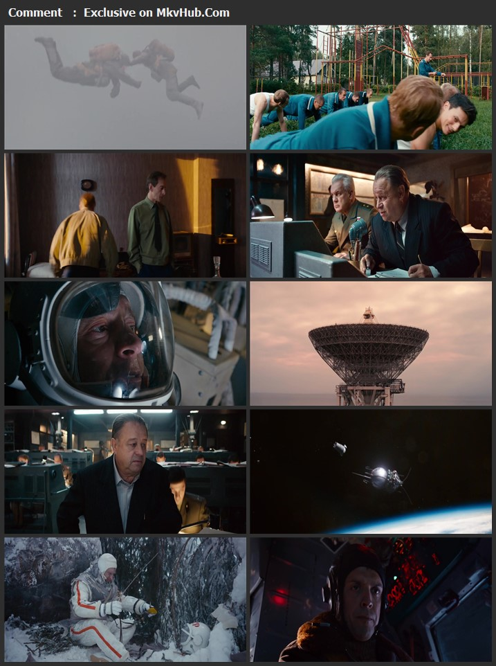 Spacewalker 2020 English 720p BluRay 1.2GB Download