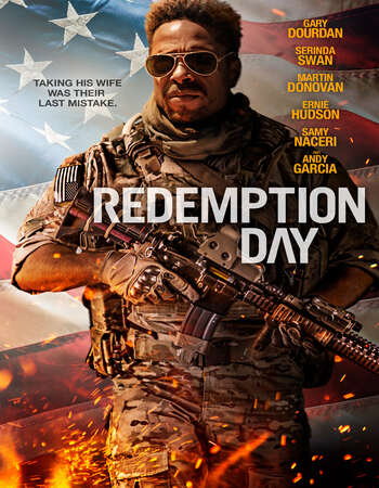 Redemption Day (2021) English 720p WEB-DL x264 850MB Full Movie Download