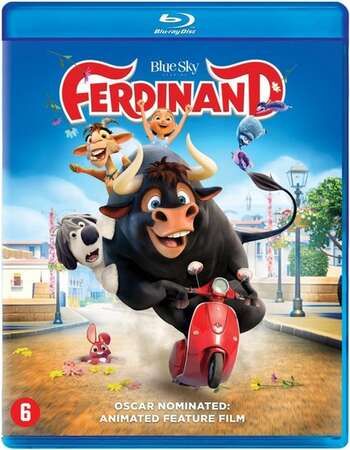 Ferdinand (2017) Dual Audio Hindi 720p BluRay x264 950MB Full Movie Download