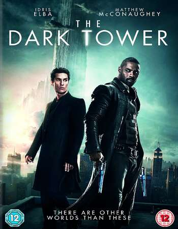 The Dark Tower 2017 Dual Audio [Hindi-English] 720p BluRay 900MB ESubs