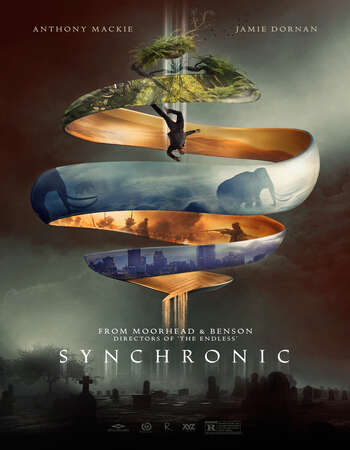 Synchronic (2020) English 480p WEB-DL x264 300MB ESubs Full Movie Download