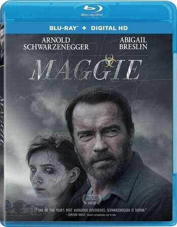 Maggie (2015) Dual Audio Hindi 720p BluRay x264 850MB Full Movie Download