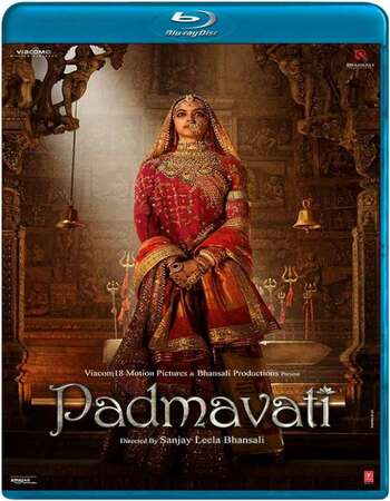Padmaavat (2018) Hindi 720p BluRay x264 1.3GB Full Movie Download