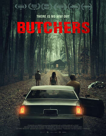 Butchers 2020 English 720p WEB-DL 800MB Download