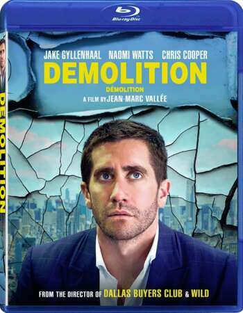 Demolition (2015) Dual Audio Hindi 480p BluRay x264 300MB ESubs Full Movie Download
