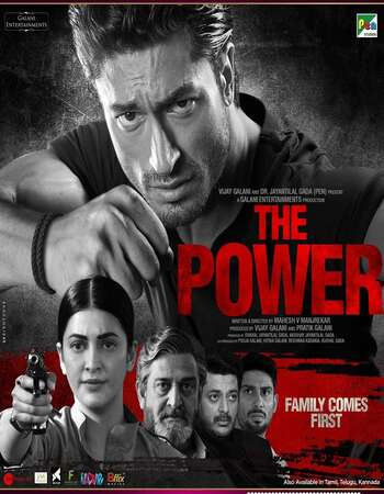 The Power 2021 Hindi 1080p WEB-DL 1.9GB ESubs