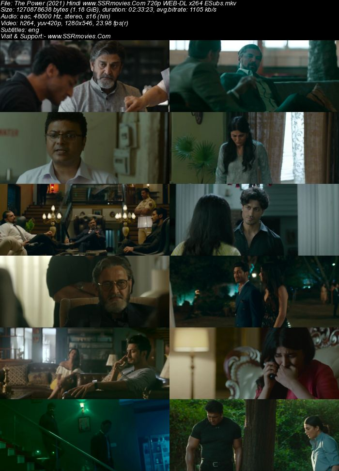 The Power (2021) Hindi 1080p WEB-DL x264 1.9GB ESubs Full Movie Download