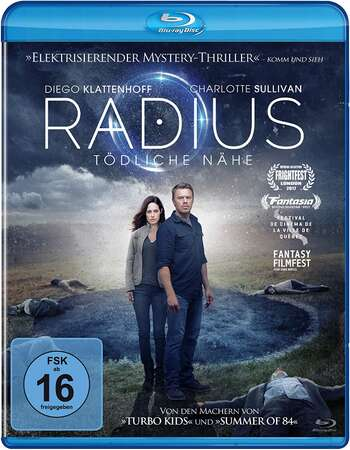 Radius 2017 Dual Audio [Hindi-English] 720p BluRay x264 850MB ESubs