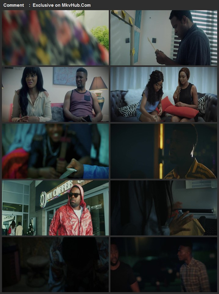 Coming from Insanity 2019 English 720p WEB-DL 850MB Download