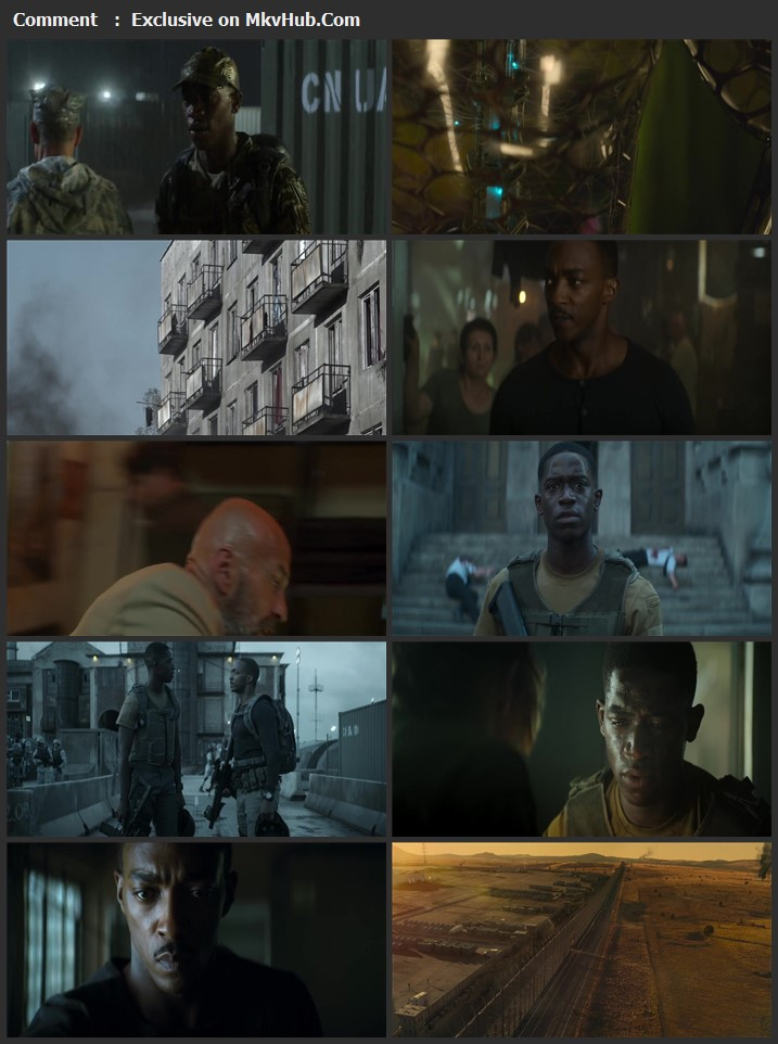 Outside the Wire 2021 English 1080p WEB-DL 1.9GB Download