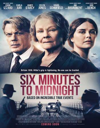 Six Minutes to Midnight 2020 English 720p BluRay 850MB ESubs