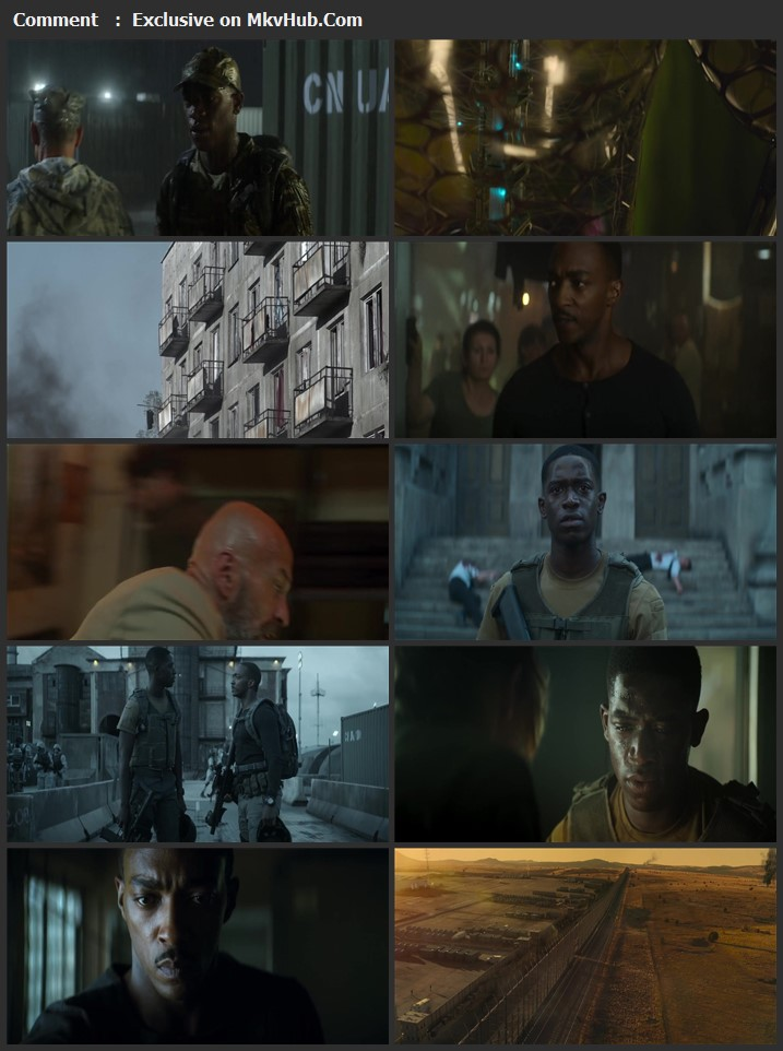 Outside the Wire 2021 Dual Audio [Hindi-English] 1080p WEB-DL x264 1.8GB Download