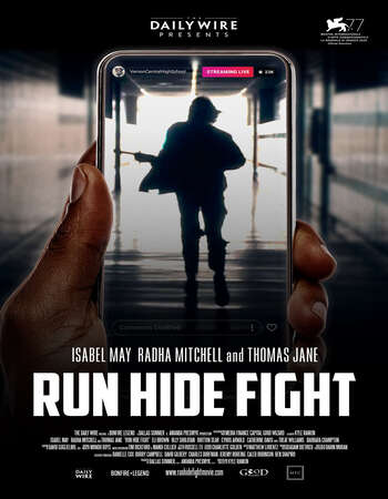 Run Hide Fight 2021 English 720p WEB-DL 950MB Download