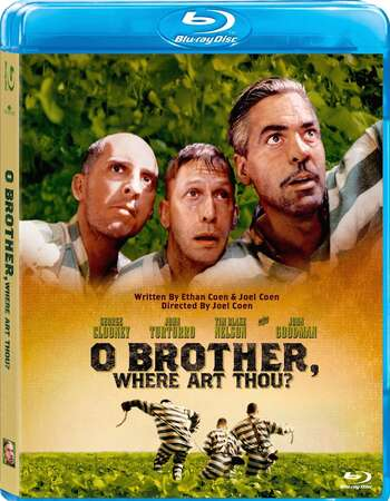 O Brother, Where Art Thou? (2000) Dual Audio Hindi 480p BluRay 350MB Full Movie Download