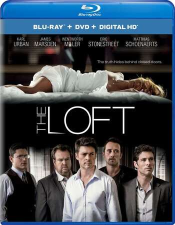 The Loft (2014) Hindi Dubbed (HQ Fan Dub) 720p BluRay x264 800MB Full Movie Download