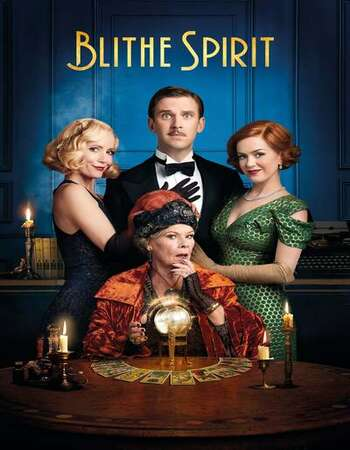 Blithe Spirit 2021 English 720p WEB-DL 850MB Download