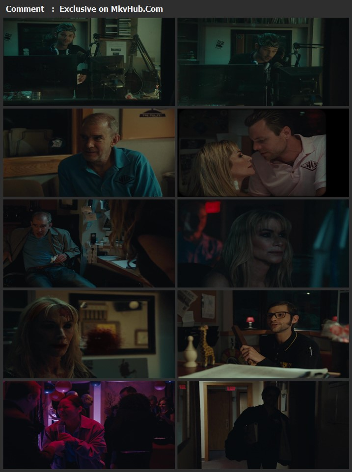 Ten Minutes to Midnight 2020 English 720p WEB-DL 650MB Download