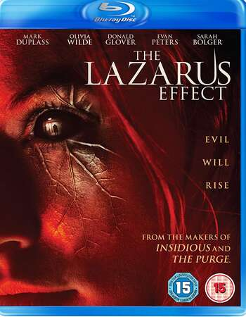 The Lazarus Effect (2015) Dual Audio Hindi 480p BluRay 300MB ESubs Full Movie Download