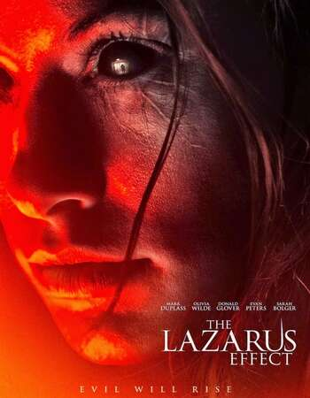 The Lazarus Effect 2015 Dual Audio [Hindi-English] 720p BluRay 850MB ESubs