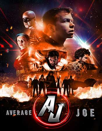Average Joe 2021 English 720p WEB-DL 750MB ESubs