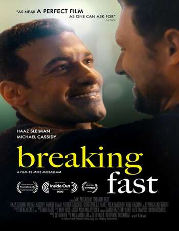 Breaking Fast 2021 English 720p WEB-DL 800MB ESubs