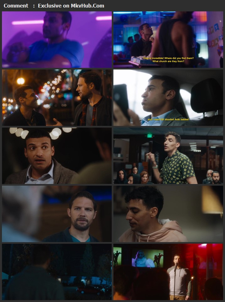 Breaking Fast 2020 English 720p WEB-DL 800MB Download