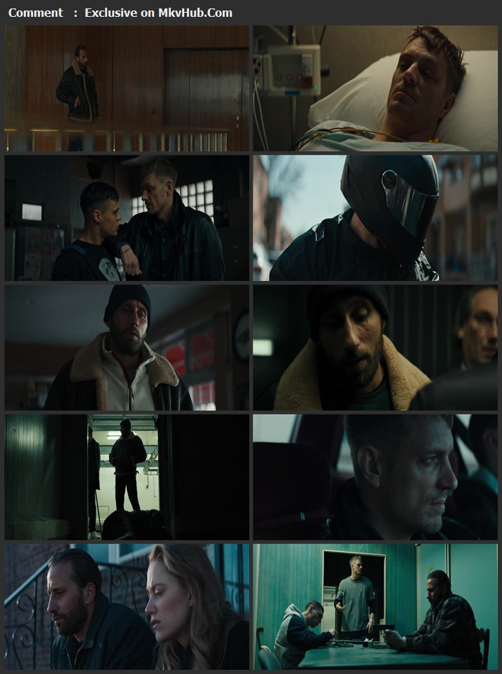 Brothers by Blood 2021 English 720p WEB-DL 800MB Download