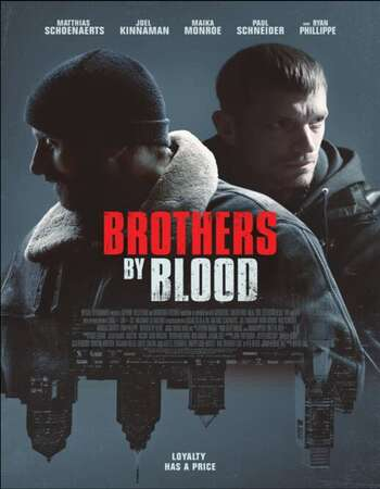 Brothers by Blood 2021 English 720p WEB-DL 800MB ESubs