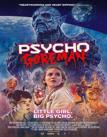 Psycho Goreman 2021 English 720p WEB-DL 850MB ESubs