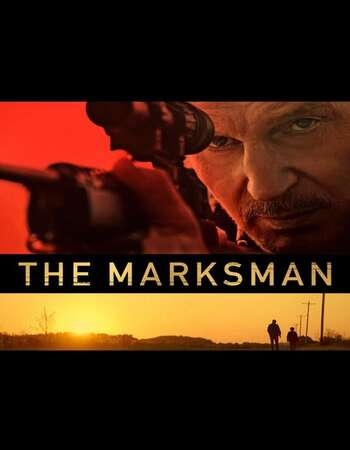 The Marksman 2021 Dual Audio [Hindi-English] 720p HDCAM 900MB Download
