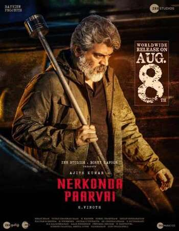 Nerkonda Paarvai 2019 Dual Audio [Hindi-Tamil] 720p WEB-DL 1.2GB ESubs