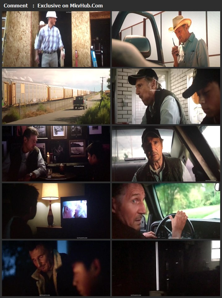 The Marksman 2020 English 720p HDCAM 900MB Download