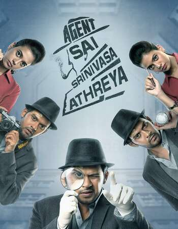 Agent Sai Srinivasa Athreya 2019 Dual Audio [Hindi-Telugu] 720p WEB-DL 1.1GB ESubs