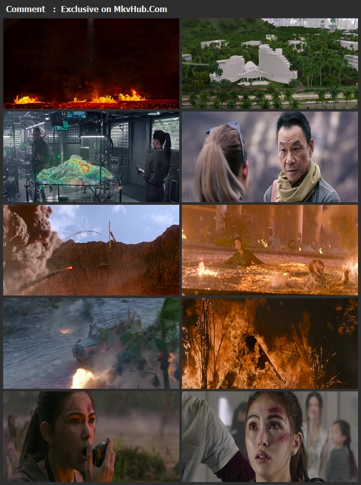 Skyfire 2019 Chinese 720p WEB-DL 800MB Download