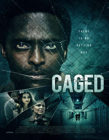 Caged 2021 English 720p WEB-DL 700MB Download