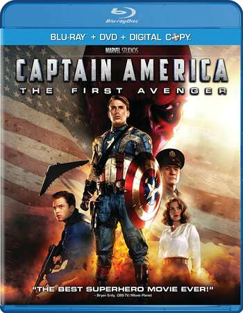 Captain America: The First Avenger (2011) Dual Audio Hindi 720p BluRay x264 1GB Full Movie Download
