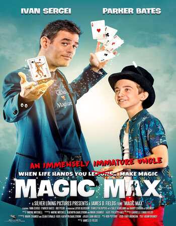 Magic Max 20201 English 720p WEB-DL 900MB ESubs