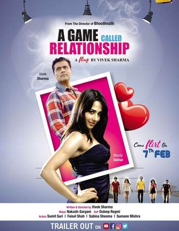 A Game Called Relationship (2021) Hindi 480p WEB-DL x264 300MB Full Movie Download