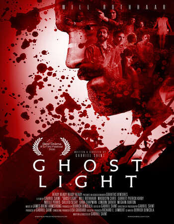 Ghost Light 2021 English 720p WEB-DL 600MB ESubs