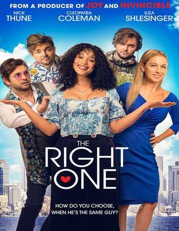 The Right One 2021 English 720p BluRay 850MB Download